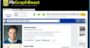 Download Facebook Graph Beast Software Free