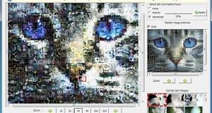 Download Artensoft Photo Mosaic Wizard Free