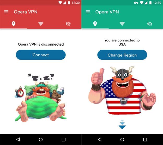 opera vpn apk download
