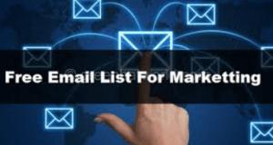 23 Million Fresh Emails List