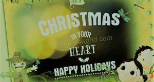 Christmas Photo Overlay and Texture