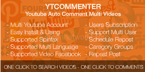 Download Free YTCommenter Script