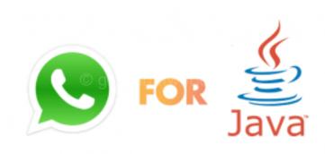WhatsApp For Java Samsung