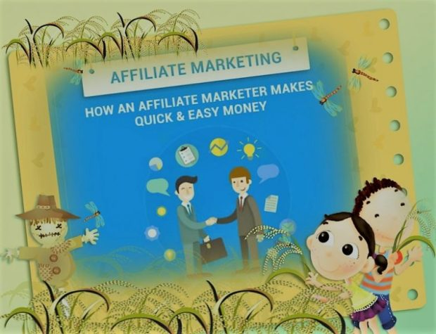 Affiliate Marketing & List Building Video Course
