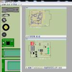 実体配線図作成ツール PaaS 用の基板データを作りました