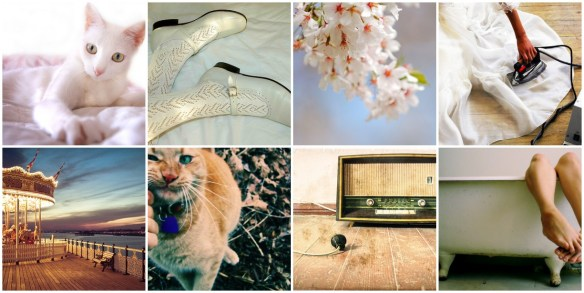 Things I Love Thursday Mosaic