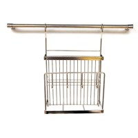 Buy DAPAI grade 304 stainless steel turret roof rack with
