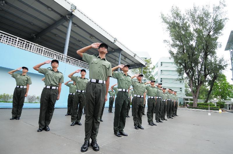 懲教署展開招聘二級懲教助理活動(附圖)