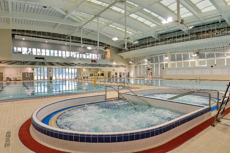 堅尼地城游泳池全新室內暖水池即將啟用(附圖)