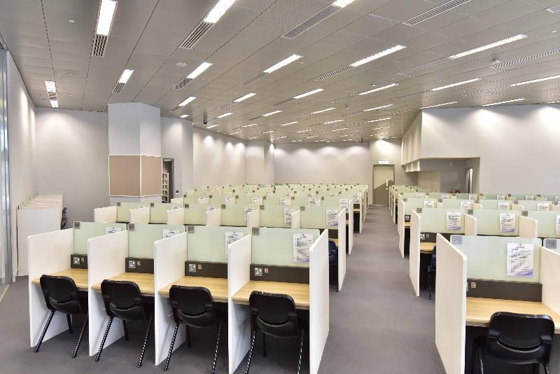元朗公共圖書館下周一遷新址(附圖)