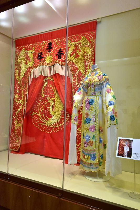 文化博物館展出「李香琴的演藝世界」(附圖)