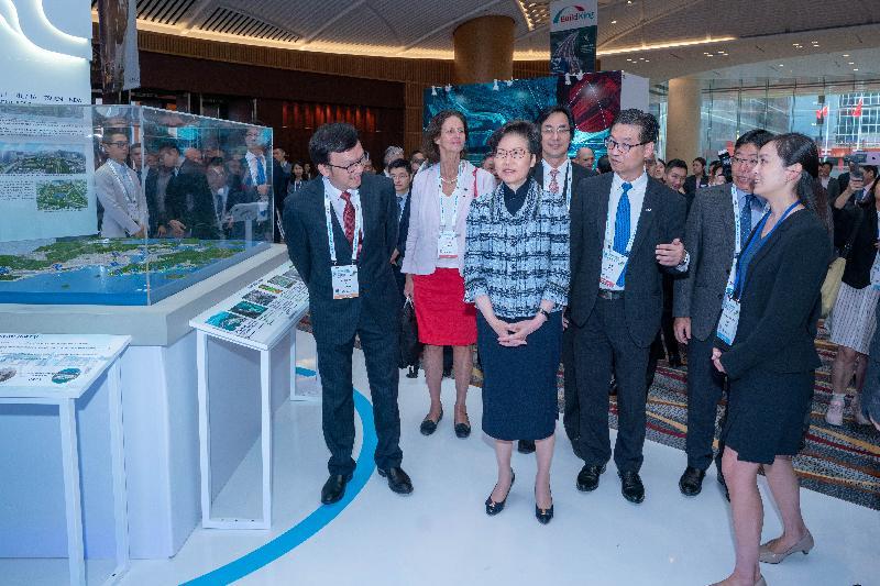 香港主辦第八屆國際水協亞太地區會議及展覽(附圖)