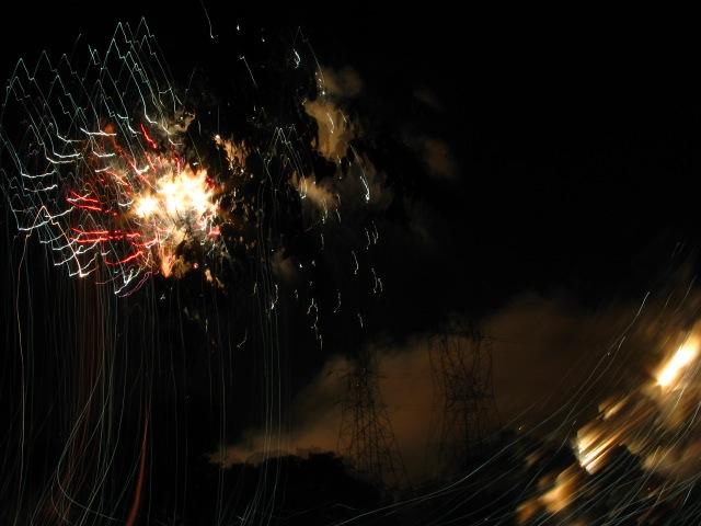 Fireworks - Junpin' Jack's 2009 finale