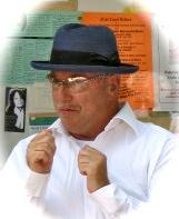 Peter Polachek at the Polachek Sq dedication - 13Jun09