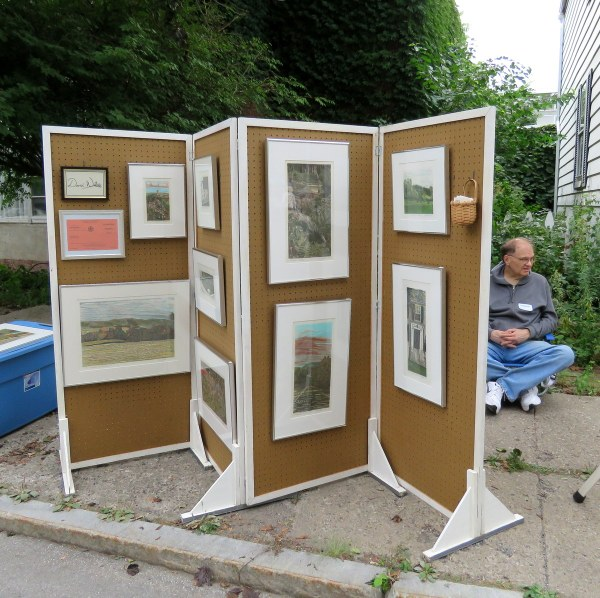 2018 Stockade Outdoor Art Show Suns