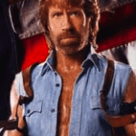 image of Chuck Norris