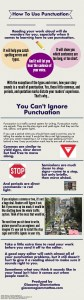 how to use punctuation
