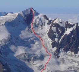 Monte San Matteo - Parete Nord
