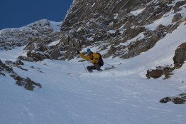 Grieshorn scialpinismo - canale nord (25)