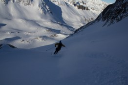 Grieshorn scialpinismo - canale nord (35)