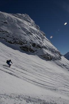 Mountainspace - Breithorn simplon scialpinismo 103