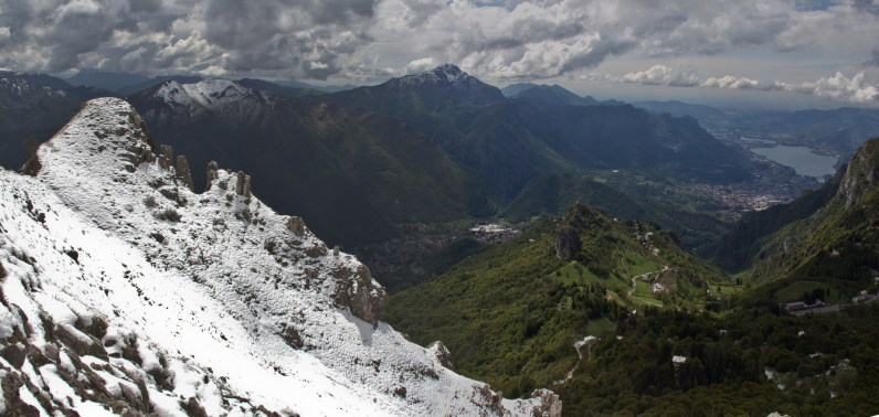Grignetta nevicata maggio 6