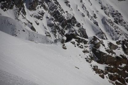 Fletschorn discesa sci parete nord via viennesi scialpinismo sci ripido giacomo jack longhi mountainspaceIMG_4688