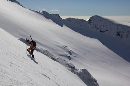 Scialpinismo monte rosa monte rosa highway skialper capanna margherita giacomo longhi mountainspace vincent parrot corno nero balmenhorn zumstein - (5)