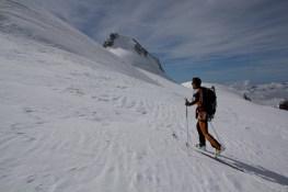 Scialpinismo monte rosa monte rosa highway skialper capanna margherita giacomo longhi mountainspace vincent parrot corno nero balmenhorn zumstein - (9)