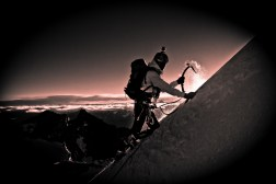 Piz Palu - quarto sperone - palu bernina soresini kuffner alpinismo diavolezza cambrena giacomo longhi mountainspace marco ballerini giorgio colzani (16)