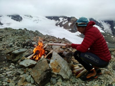 Piz Palu - quarto sperone - palu bernina soresini kuffner alpinismo diavolezza cambrena giacomo longhi mountainspace marco ballerini giorgio colzani (4)