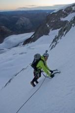 Piz Palu - quarto sperone - palu bernina soresini kuffner alpinismo diavolezza cambrena giacomo longhi mountainspace marco ballerini giorgio colzani (8)