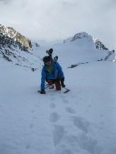 Piz morteratsch via zippert sci boval tschierva mountainspace giacomo longhi marco ballerini scialpinismo engadina bernina valentino cividini spraunza (30)