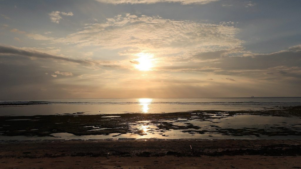 tramonto gili trawangan