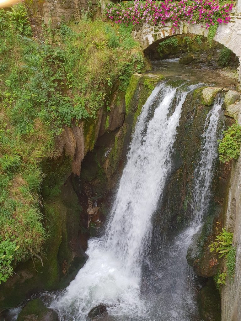 cascata del varone