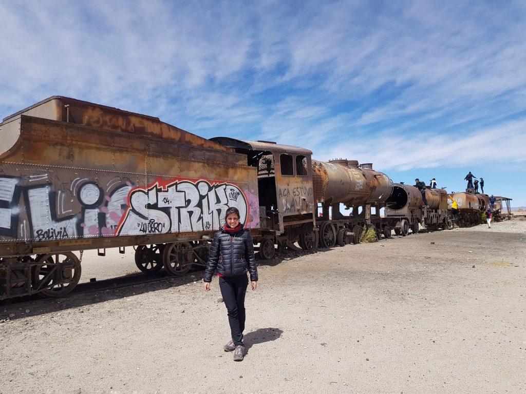 cimitero dei treni uyuni