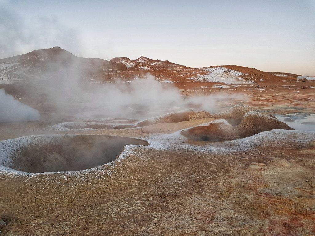 geyser uyuni sol de la manana