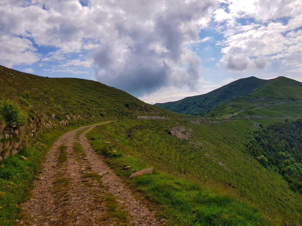 Dal Rifugio Venini al Monte Crocione