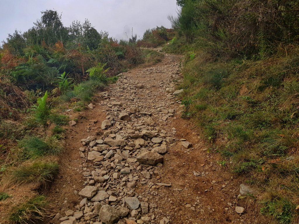 sentiero alto menaggio