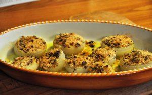 cipolle-gratinate