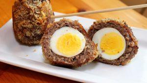 polpettine con uova