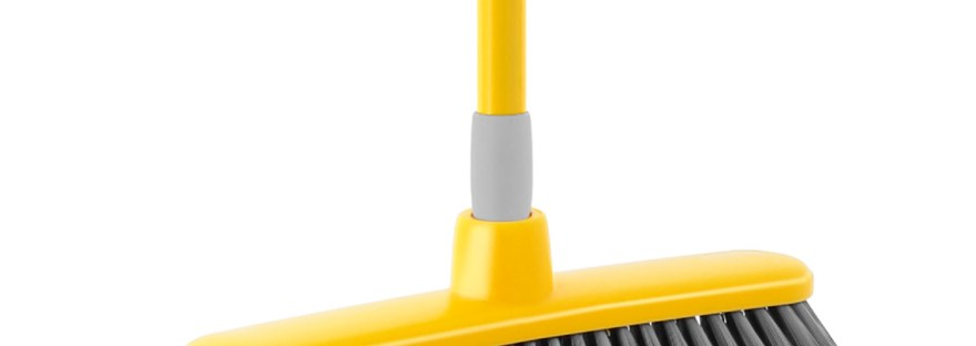 pulire la scopa
