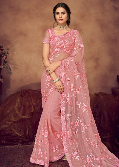 213115052019-Light-Pink-Silk-Embroidered-Saree-With-Blouse
