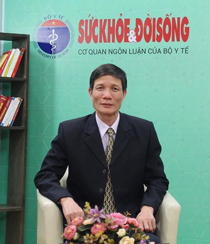 PGS.TS Phạm Tuấn Cảnh.