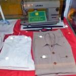 May trang phục lưu giữ thi hài Chủ tịch Hồ Chí Minh
