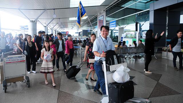 Người Việt du lịch bằng máy bay 'riêng'