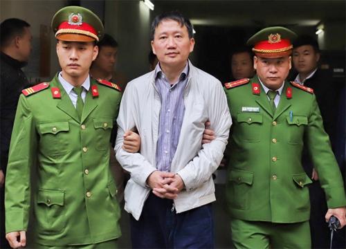 Ông Đinh La Thăng bị phạt 13 năm tù, Trịnh Xuân Thanh án chung thân