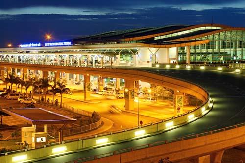 Bộ Giao thông được yêu cầu báo cáo phương án mở rộng sân bay Tân Sơn Nhất lên Chính phủ vào cuối tháng 3. Ảnh minh họa:TSN