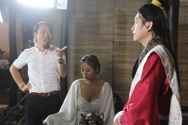 Ảnh nóng phim Tân Kim Bình Mai bản Việt bị rò rỉ gây sốc - Ảnh 5.