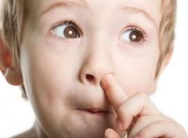 Thấy con ngoáy mũi rồi móc gỉ mũi ra ăn, bạn nên khuyến khích thêm: Lý do là đây!